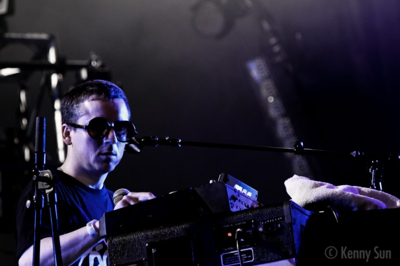 Hot Chip @ Prospect Park Bandshell